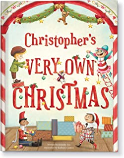 Personalized Christmas Storybook for Kids