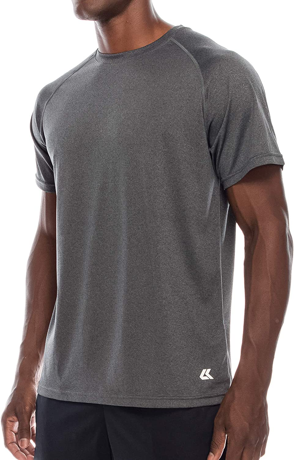 Akro Workout T Shirts for Max 82% OFF Men Sleeve Short Moisture Wicking trust Fit
