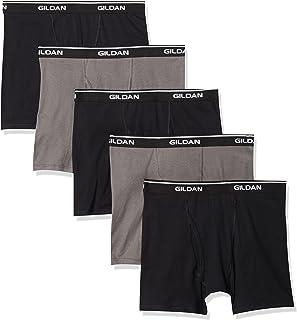 GILDAN Men's Boxer Briefs