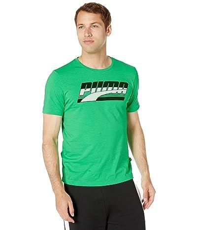 PUMA Rebel Basic Tee (Irish Green) Men