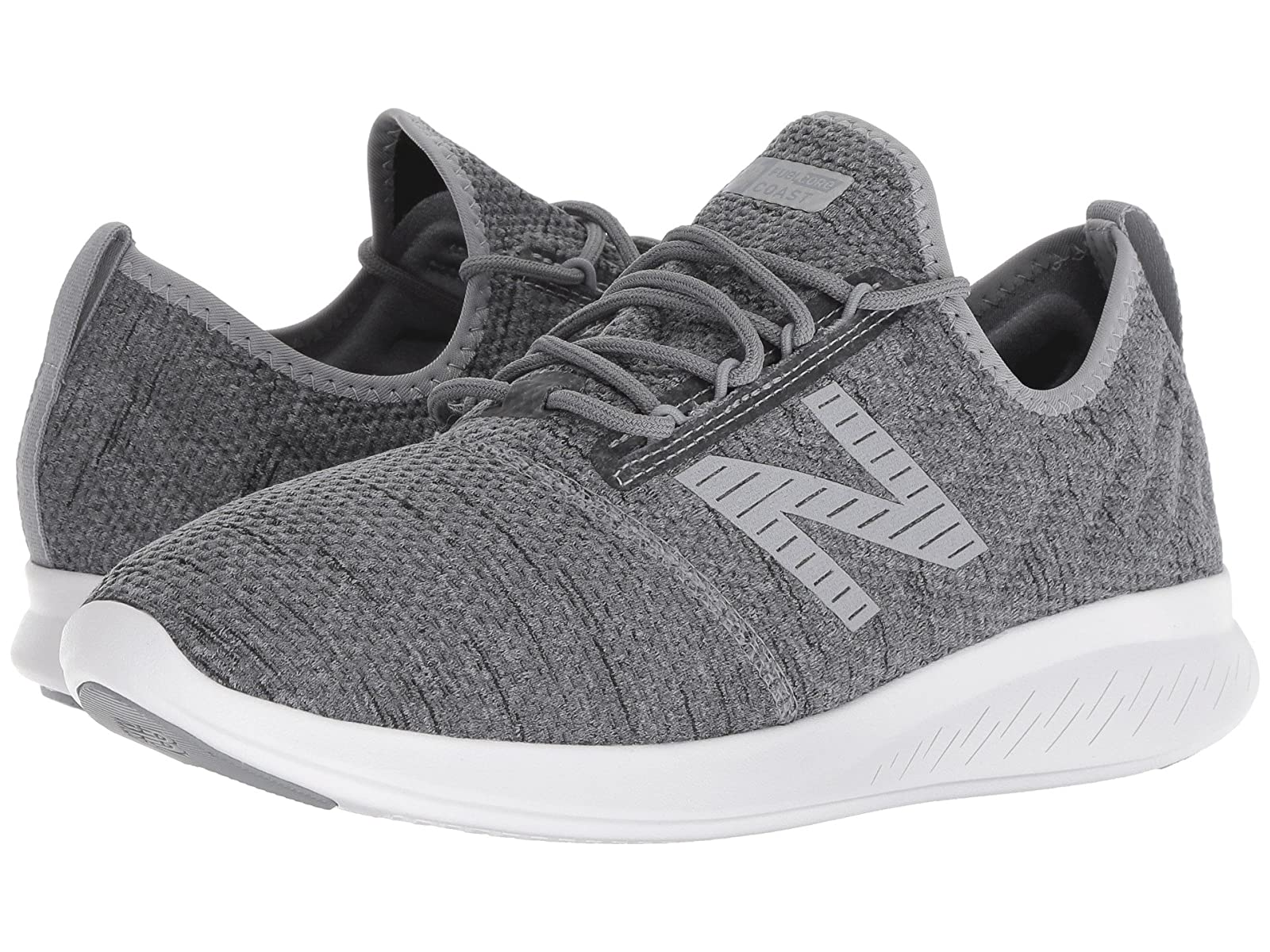 New Balance Coast v4Atmospheric grades have affordable shoes