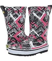 Tribal Idol Rain Boots (Little Kid/Big Kid)