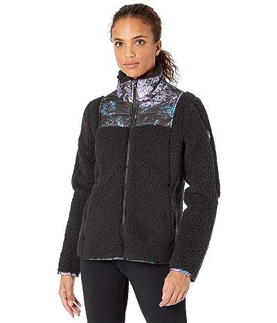 Spyder Boulder Full Zip Fleece Jacket (Black) Women