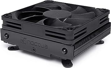 NOCTUA NH-L9i chromax.Black, 92mm Low-Profile CPU Cooler (Black)