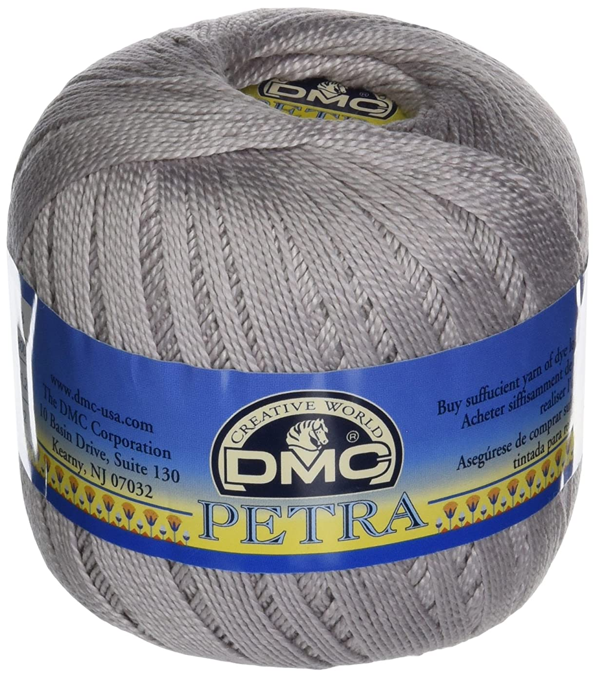 DMC/Petra Crochet Cotton Thread Size 5, 5415