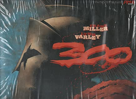 300 Frank Miller Magic Press 2007 Volume Nuovo