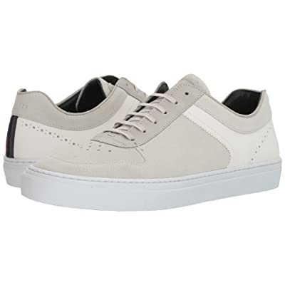 Ted Baker Burall (White Suede) Men