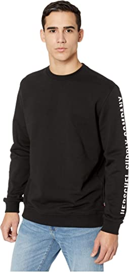 Sleeve Print Black/White