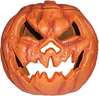 Spooky Haunted House Rotting Pumpkin Horror Theme Party Halloween Decoration