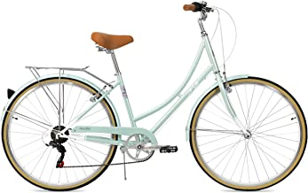 FabricBike Step City- Bicicleta de Paseo Mujer, Bicicleta
