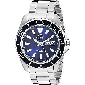 [オリエント]Orient 腕時計 'Mako XL' Japanese Automatic Stainless Steel Diving Watch FEM75002DW メンズ [並行輸入品]