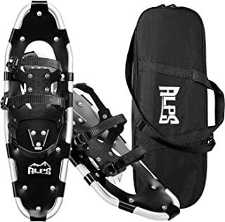 ALPS Adult All Terrian Snowshoes for Men,Women,Youth with Carrying Tote Bag 22