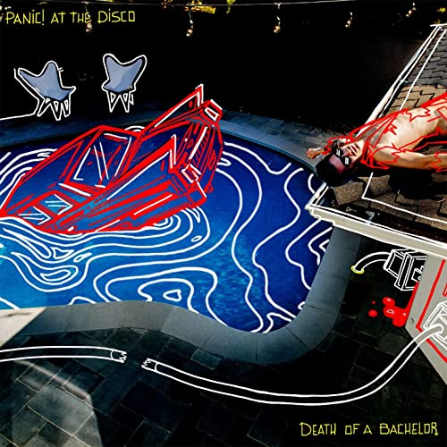 Death Of A Bachelor Explicit By Panic At The Disco On Amazon