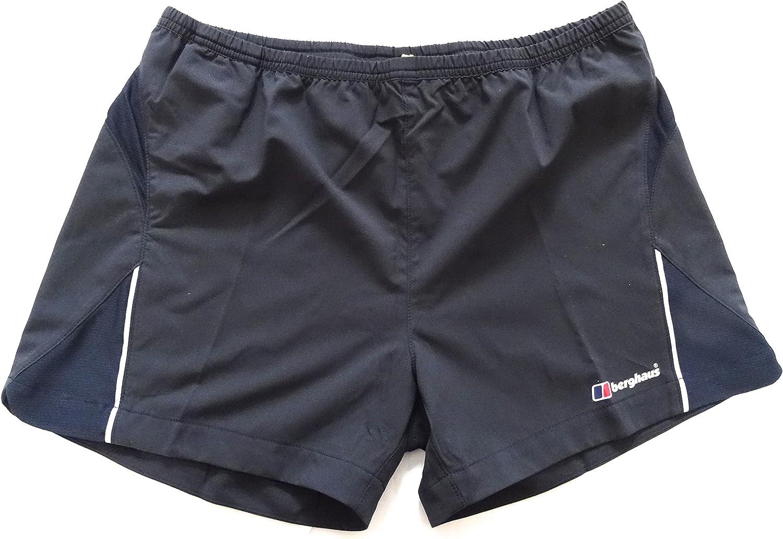 Berghaus trail sport short AF womens shorts 434408I69 size us 10 black