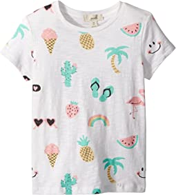 PEEK Summer Tee (Toddler/Little Kids/Big Kids)