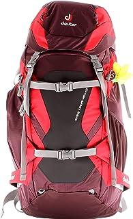 Rise Tour Mochila para Alpinismo, Mujer, Morado (Aubergine/Fire), 40 l