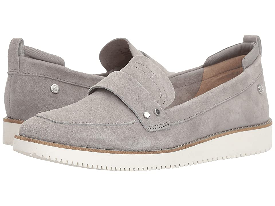 Hush Puppies Chowchow Loafer (Frost Grey Suede) Women