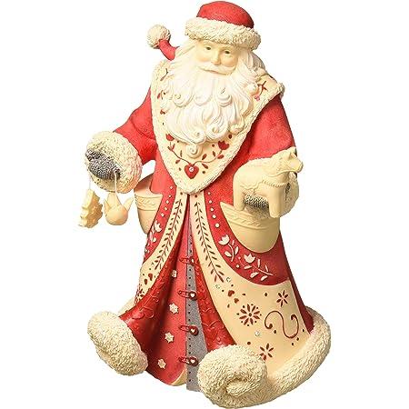 Heart of Christmas Santa/'s Reindeer Treats Figurine 6001373