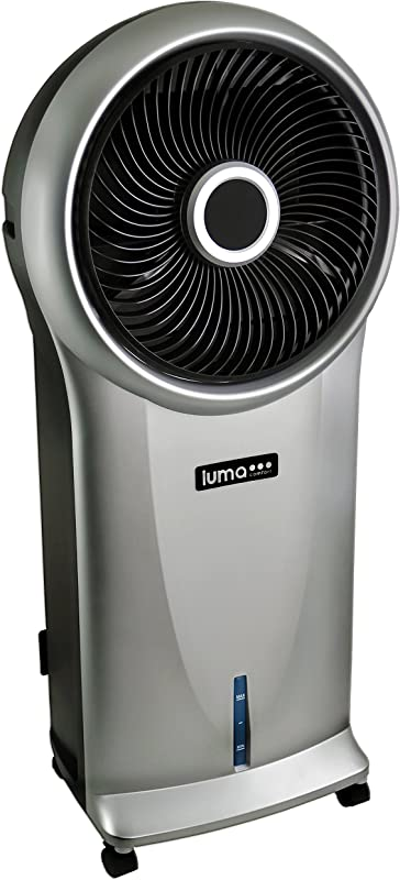Luma Comfort EC110S Portable Evaporative Cooler With 250 Square Foot Cooling 500 CFM