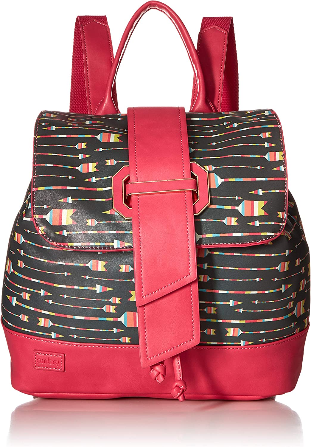 Ambry Backpack Purse for Women, Vegan Leather Drawstring Congreenible Fashion Backpack