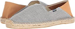 Soludos Fine Stripe Convertible Original