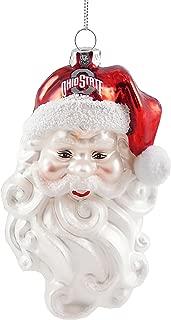 Ohio State University Santa Claus Hanging Christmas Ornament