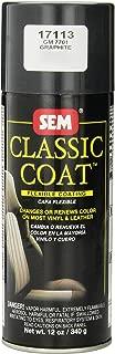 SEM 17113 Graphite Classic Coat - 12 oz.