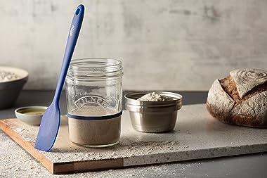 Kilner Sourdough Starter Set, 350 ml Capacity, Clear
