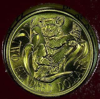 Best 1985 australia 1 dollar coin Reviews
