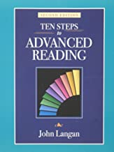 Best ten steps to advanced reading 2nd edition Reviews