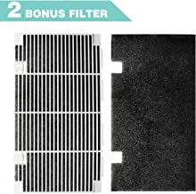 Seven Sparta RV A/C Ducted Duo-Therm Air Grille for Dometic 3104928.019, Replace Air Conditioner Grill with 2 Filter Pad, 14.1