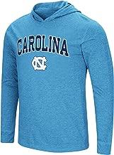 Colosseum Men's NCAA-Fall Semester- Dual Blend Long Sleeve Hoody Pullover T-Shirt
