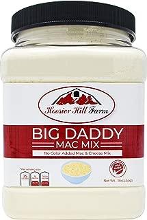 Hoosier Hill Farm Big Daddy Mac mix, No Color Added, 1 lb, 1 lb