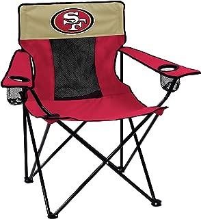 san francisco 49ers folding chair