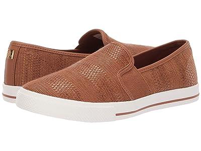 LAUREN Ralph Lauren Jinny Sneaker (Tan) Women
