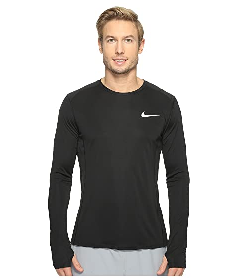 e7d9f11aa9bc Nike Dry Miler Long Sleeve Running Top at 6pm