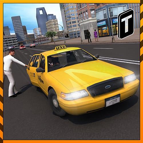 City Cab Driver 2020