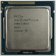 Intel Core i3-3240 Desktop CPU Processor- SR0RH