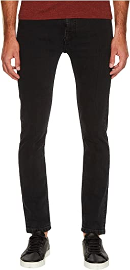 Marc Jacobs - Super Skinny Washed Denim in Black