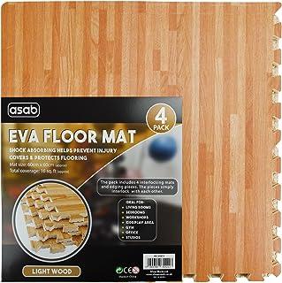 A fang FANS Enfants Puzzle Tapis Mousse EVA Shaggy Velvet Baby Eco Plancher 7 Couleurs 25X25cm Enfant Bas /âge