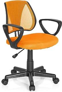 arancione Qeeboo 90001OR Rabbit Chair Baby plastica 45,3 x 26,2 x 52,7 cm
