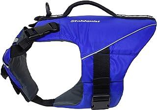 Stohlquist Waterware Pup Float Deluxe Life Jacket, Blue, X-Large