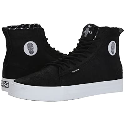 Supra Badwood Belmont High (Black) Shoes