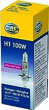 HELLA H1 100W High Wattage Bulb, 12V