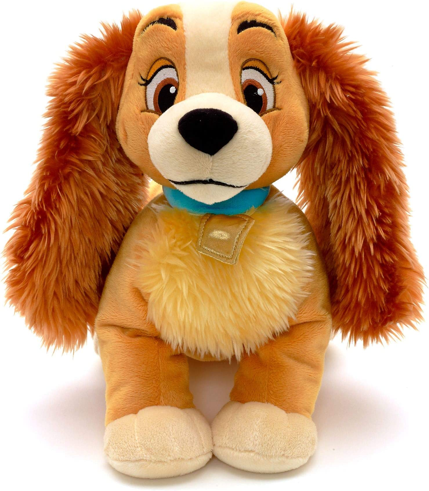 Disney Lady Plush – Lady and The Tramp – Medium – 11''