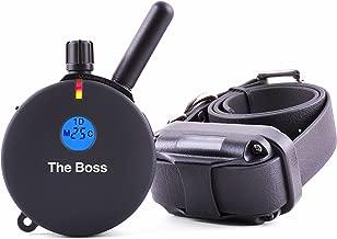 the boss e collar manual