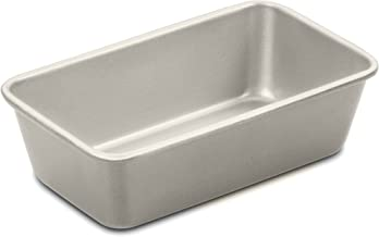 Cuisinart AMB-9LPCH 9-Inch Chef's Classic Nonstick Bakeware Loaf Pan, Champagne