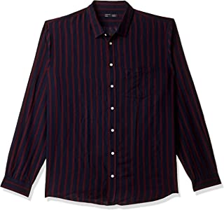 Celio Men's Striped Slim fit Casual Shirt
