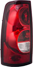 Dorman 1610922 Driver Side Tail Light Assembly for Select Chevrolet Models