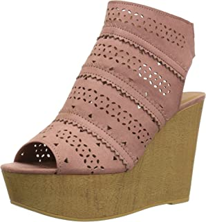 ca8b3909eab Pink Women's Sandals & Flip-Flops | Amazon.com